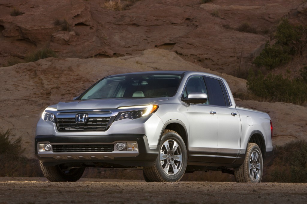 The Honda Ridgeline Is One Of The Top Rated Vehicles Of 2017