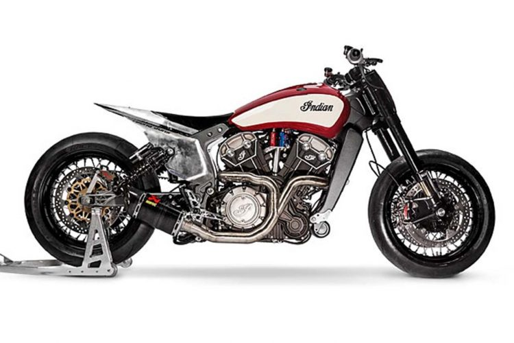 Indian Scout Custom 3