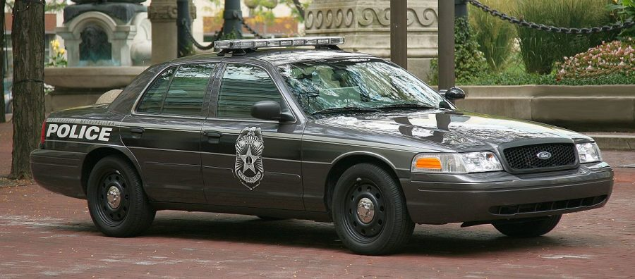 Coolest Cop Cars Ever - Ford Crown Victoria Police Interceptor