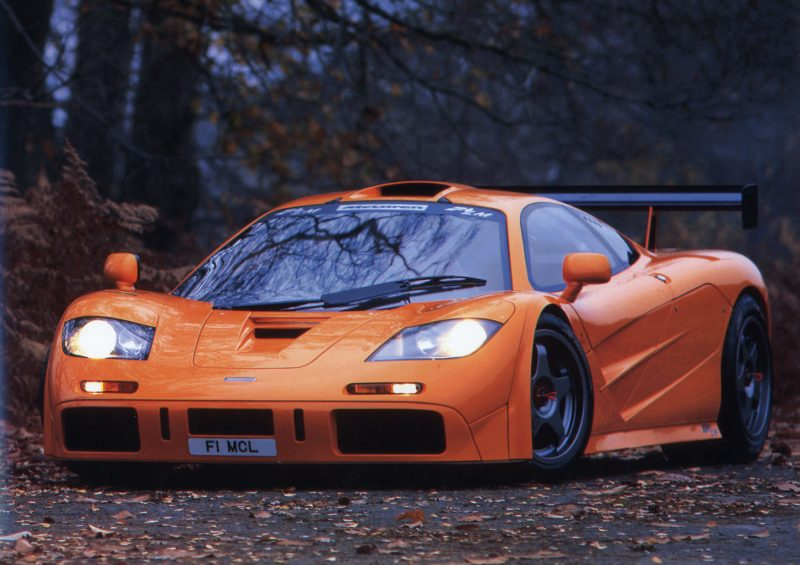 Most Fastest Car In The World - McLaren F1