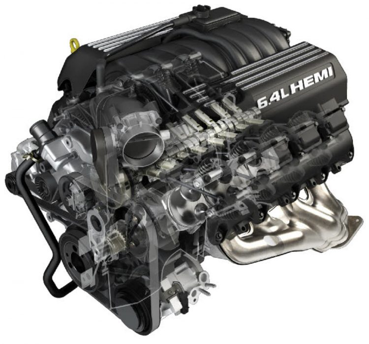 Mopar Performance Crate Engine 6.4 L Gen III Hemi