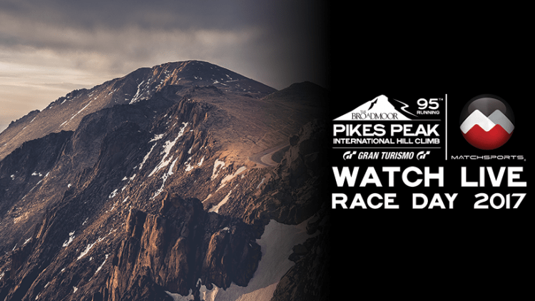 Pikes Peak International Hill Climb 2017 Logo