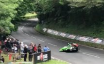 Sidecar Crash - Isle of Man TT 2017