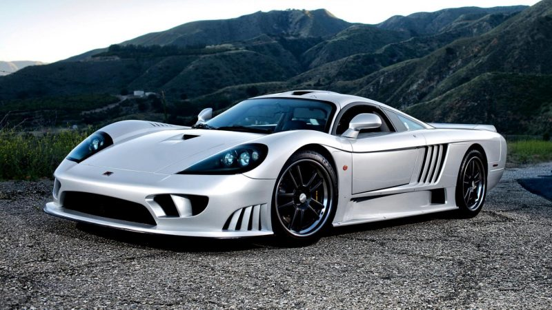 Most Fastest Car In The World - Saleen S7 Twin-Turbo