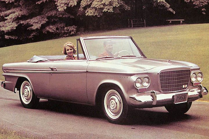 Cheap Classic Cars - 1962-1963 Studebaker Lark Daytona