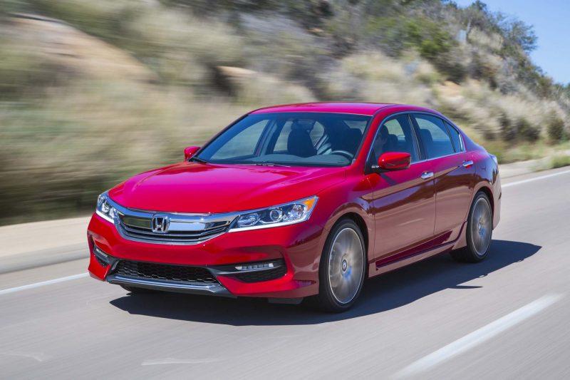 Most American Made Car - Honda Accord Sport