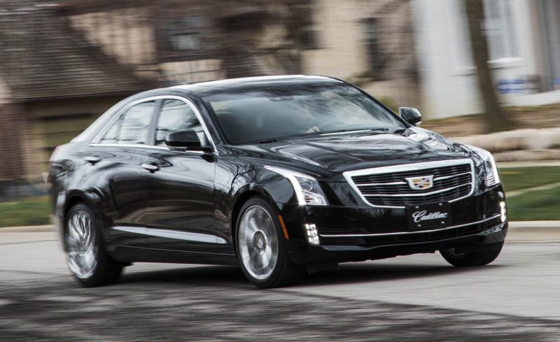 Most American Made Car - Cadillac ATS Sedan