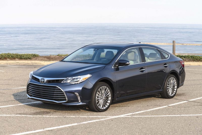 Most American Made Car - Toyota Avalon