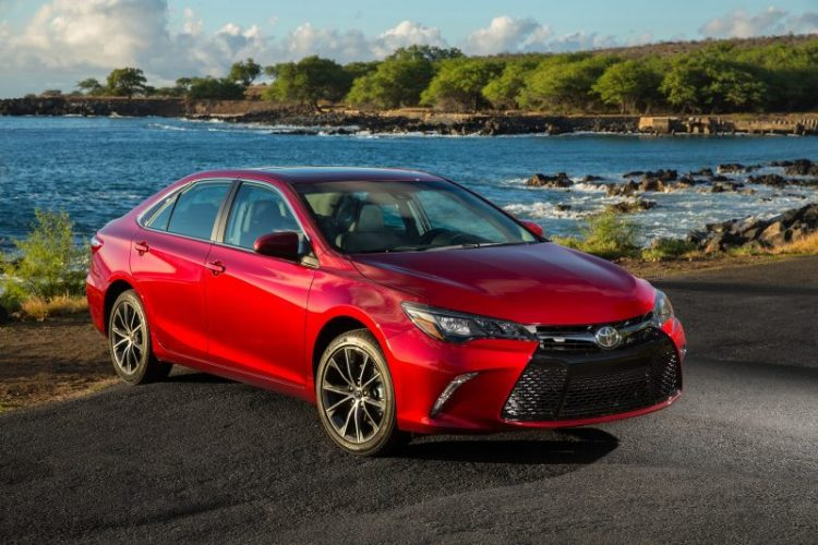 Most American Made Car - Toyota Camry