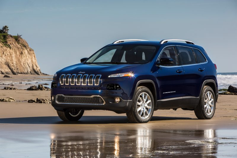 Most American Made Car - Jeep Cherokee
