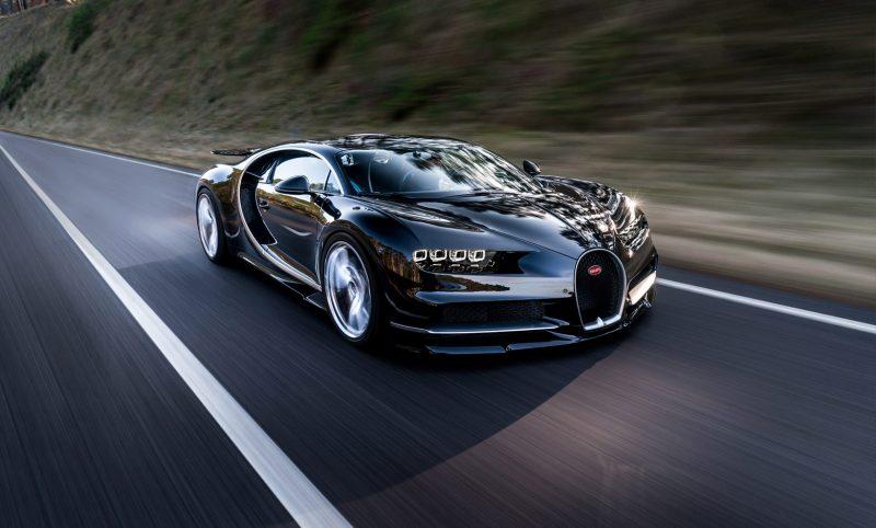 Most Fastest Car In The World - Bugatti Chiron