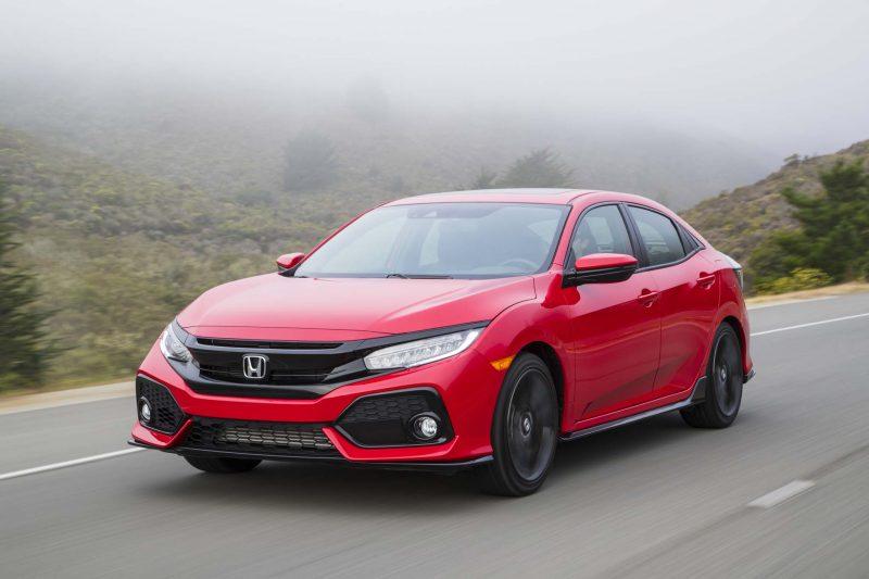 Most American Made Car - Honda Civic