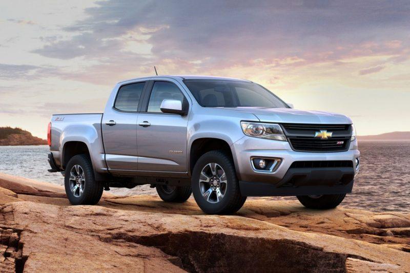 Most American Made Car - Chevrolet Colorado