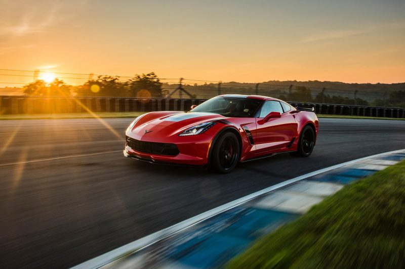 Most American Made Car - Chevrolet Corvette Automatic Transmission Model
