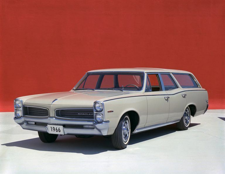 These muscle station wagons can really move