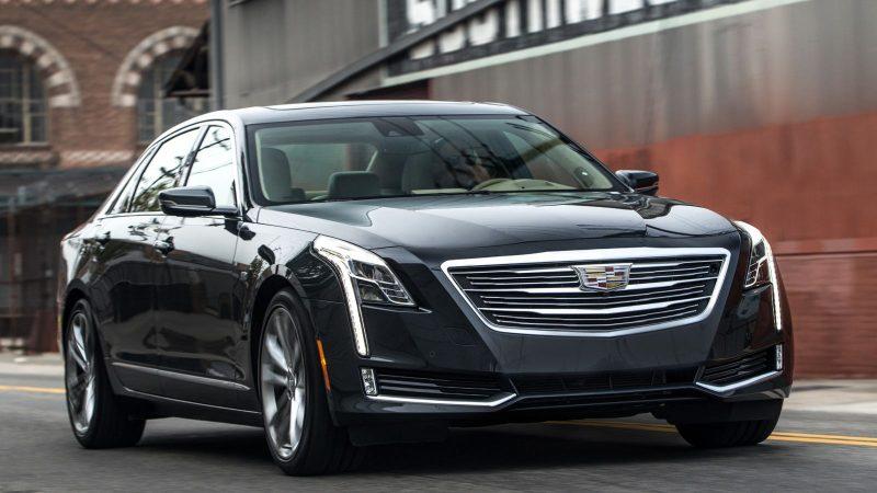 Most American Made Car - Cadillac CT6 Platinum AWD