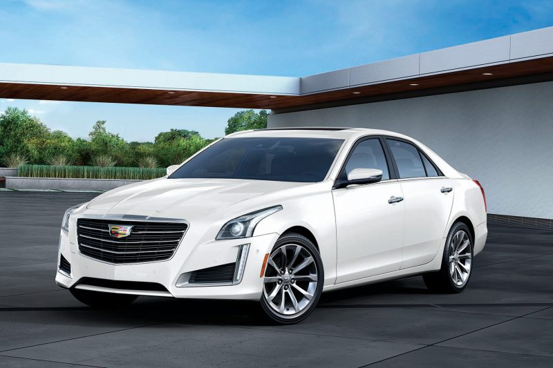 Most American Made Car - Cadillac CTS