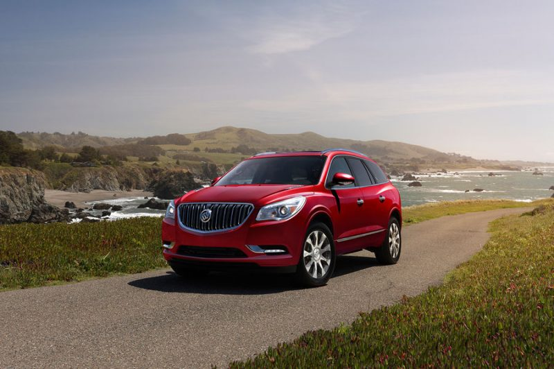 Most American Made Car - Buick Enclave