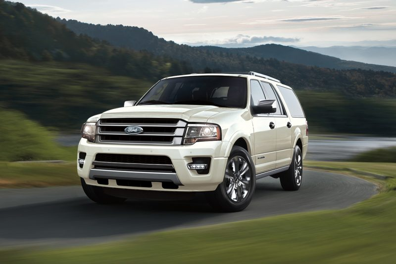 Most American Made Car - Ford Expedition