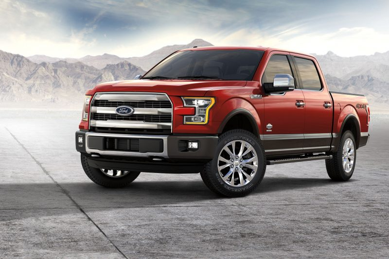 Most American Made Car - Ford F-150