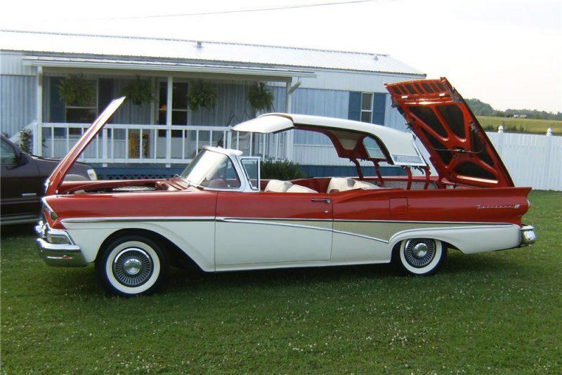 Cheap Classic Cars - 1958-1959 Ford Fairlane
