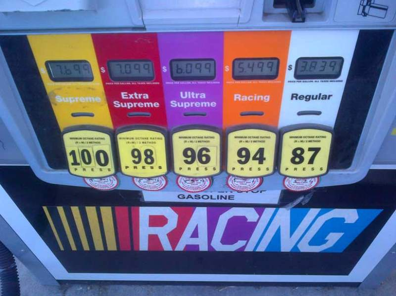highest octane gas at pump soon to be 100 octane fuel