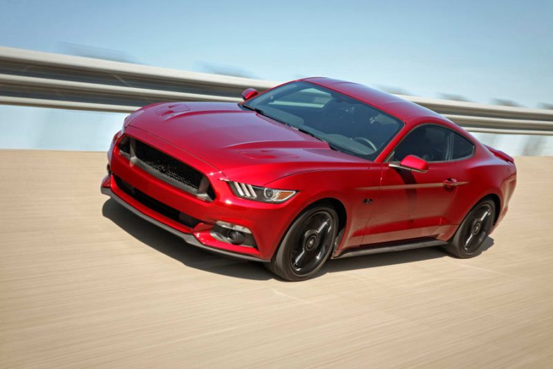 Most American Made Car - Ford Mustang