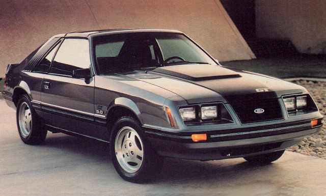 1983-1986 Ford Mustang 5.0