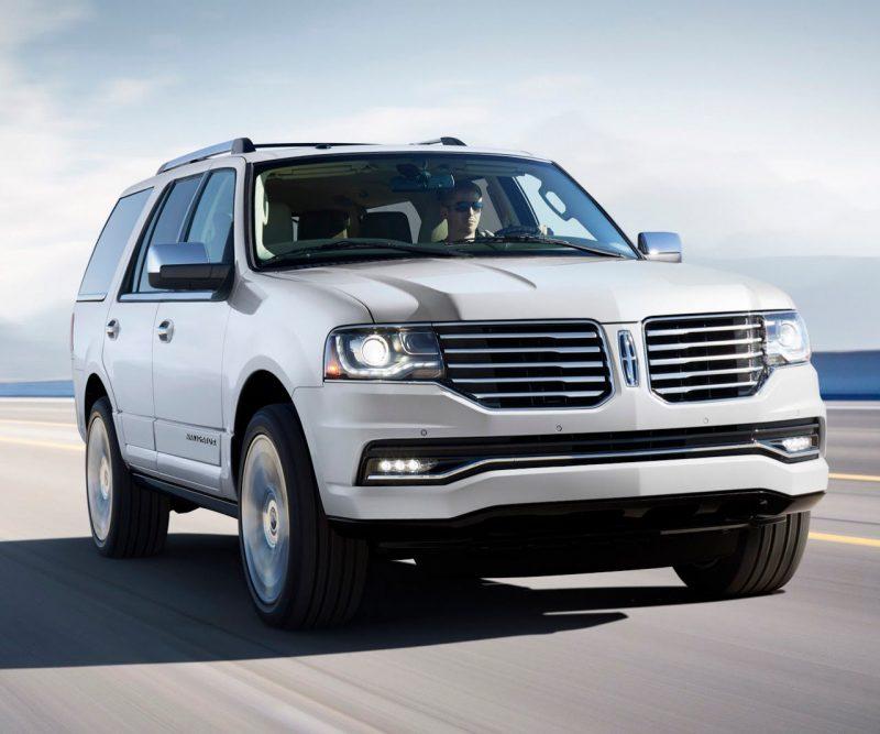 Most American Made Car - Lincoln Navigator