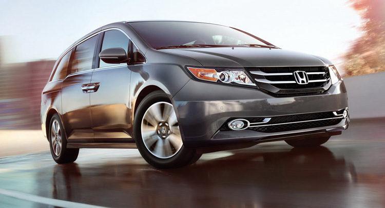 Most American Made Car - Honda Odyssee