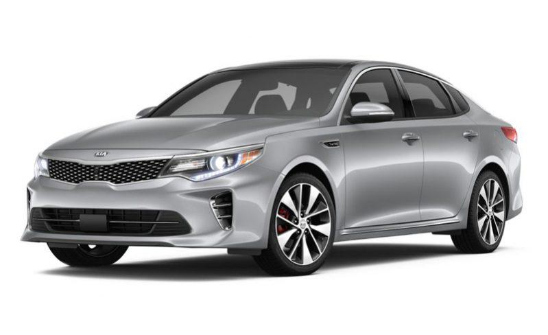 Most American Made Car - Kia Optima 2.0L