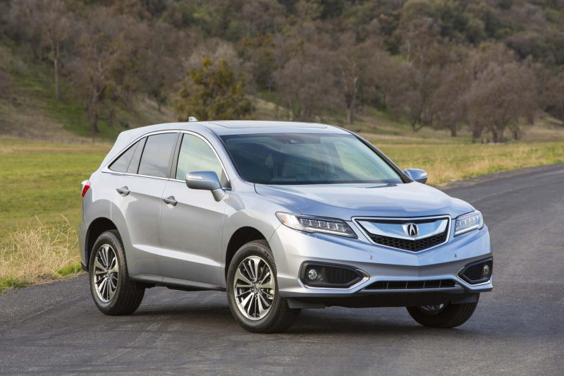 Most American Made Car - Acura RDX