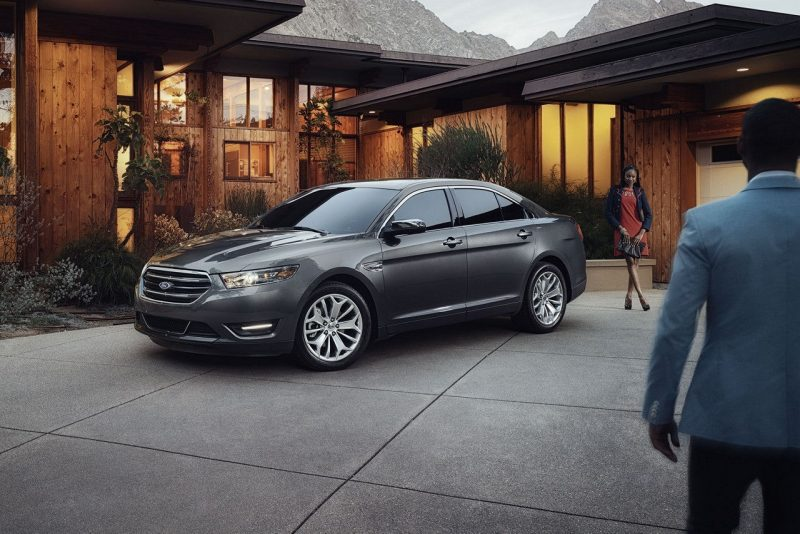 Most American Made Car - Ford Taurus