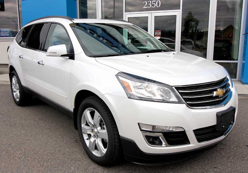 Most American Made Car - Chevrolet Traverse