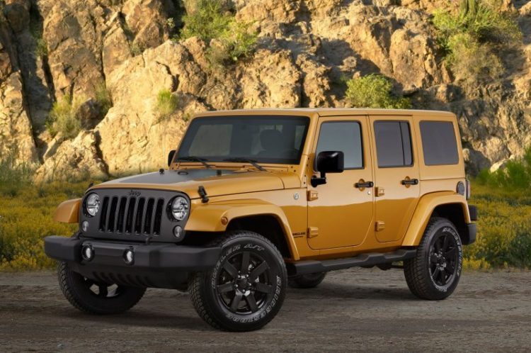Most American Made Car - Jeep Wrangler