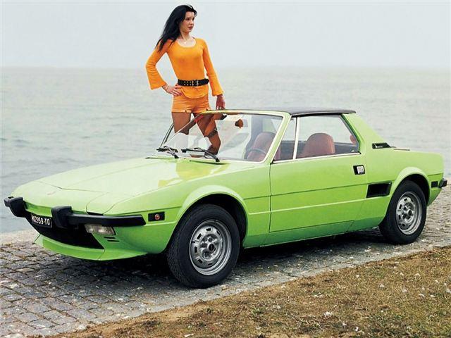 Cheap Classic Cars - 1974-1987 Fiat Bertone X1/9