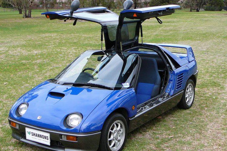 JDM Cars - Autozam AZ-1