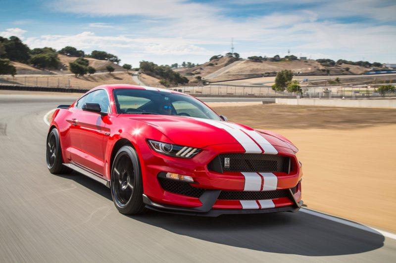 Really Awesome Cars Made In America - Ford Mustang Shelby GT350