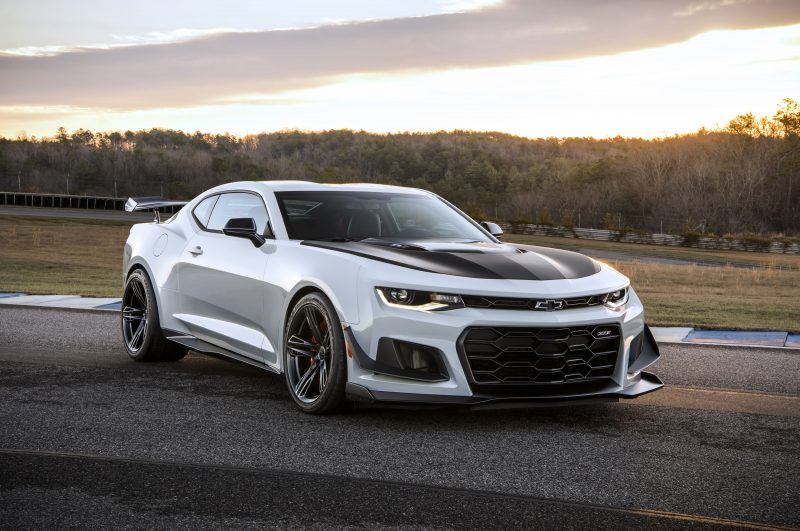 Really Awesome Cars Made In America - Chevrolet Camaro ZL1 1LE