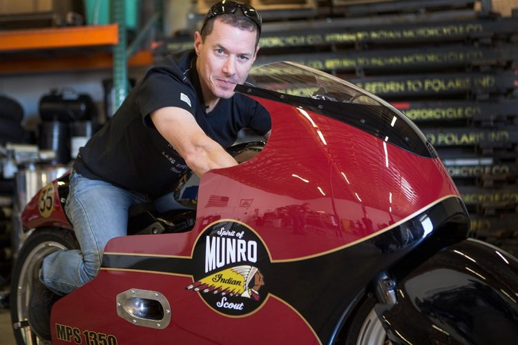 Lee Munro Land Speed Record 3