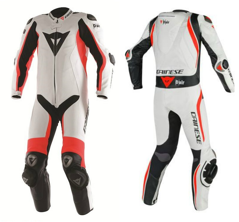 Dainese Mugello D-Air Leather Race Suit