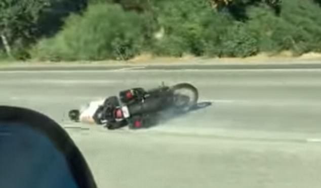 Death Wobble Crash 2