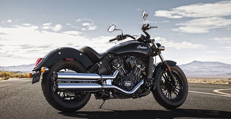 Fastest Cruiser Motorcycle: Indian Scout