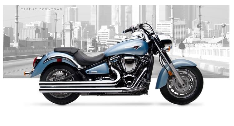 Fastest Cruiser Motorcycle: Kawasaki Vulcan 2000