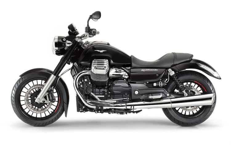 Fastest Cruiser Motorcycle: Moto Guzzi California