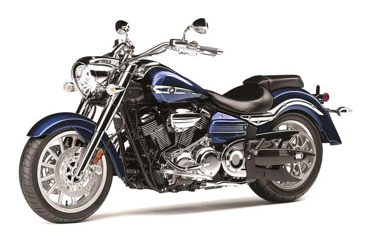 Fastest Cruiser Motorcycle: Yamaha Roadliner S