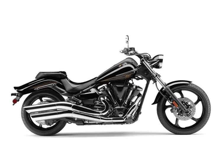 Fastest Cruiser Motorcycle: Yamaha Star Raider