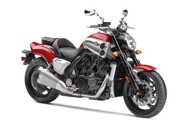 Fastest Cruiser Motorcycle: Yamaha VMAX