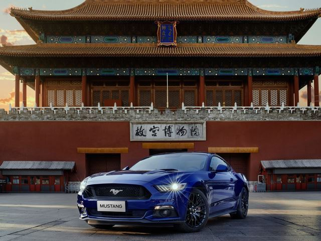 Ford 10 Speed Transmission Mustang! 1