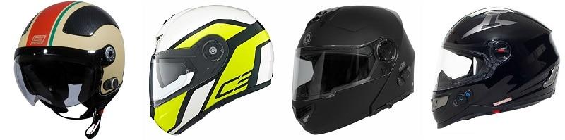 Motorcycle Helmet With Bluetooth Built In 2